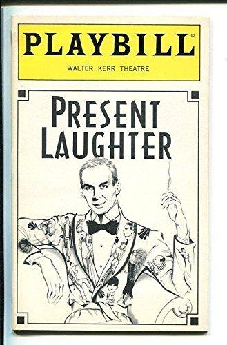 Sincere Langella Allison Janney Lisa Emery Noel Coward Present Laughter