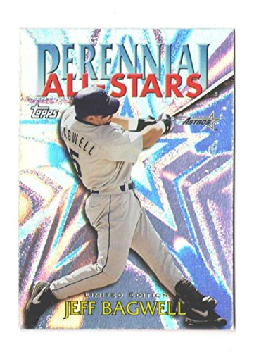 2000 Topps Limited Perennial All-Stars - HOUSTON ASTROS