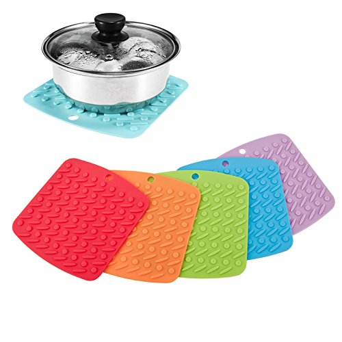 Silicone Resistant Tableware Insulation Potholders product image