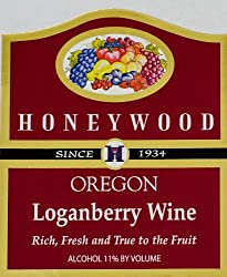 Honeywood Winery Loganberry