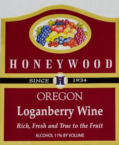 Honeywood Oregon Loganberry