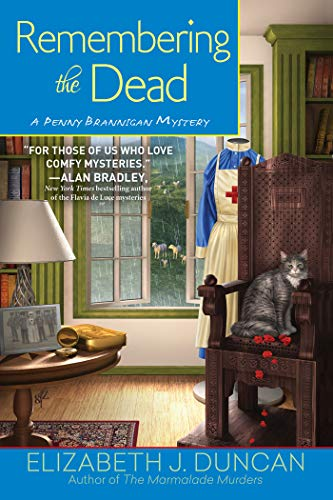 Remembering the Dead: A Penny Brannigan Mystery by [Duncan, Elizabeth J.]