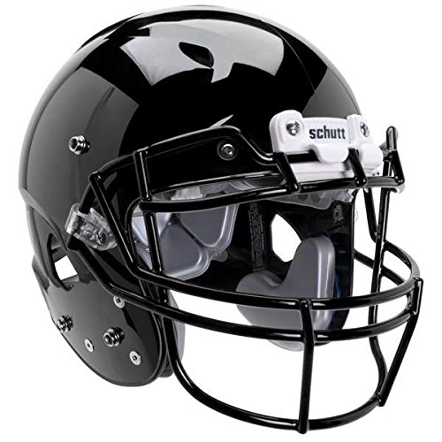 Schutt Adult Vengeance VTD II Football Helmet (Black, XXL) (4d Adult Football)