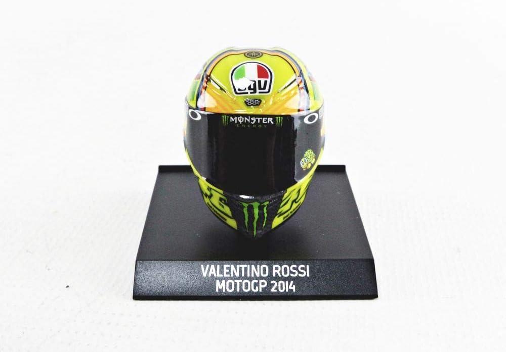 Casco Valentino Rossi Motogp 2014 MINICHAMPS 1:10 315140046