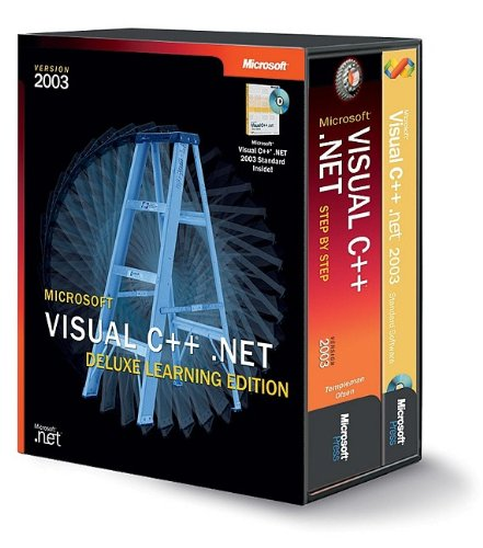 Microsoft® Visual C++® .NET Deluxe Learning Edition--Version 2003 (Developer Reference) by Little Brown
