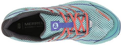 Shoe Move Glide Trail 2 Blue Womens Running Master Eggshell Mix Merrell Aqua qx8tgf