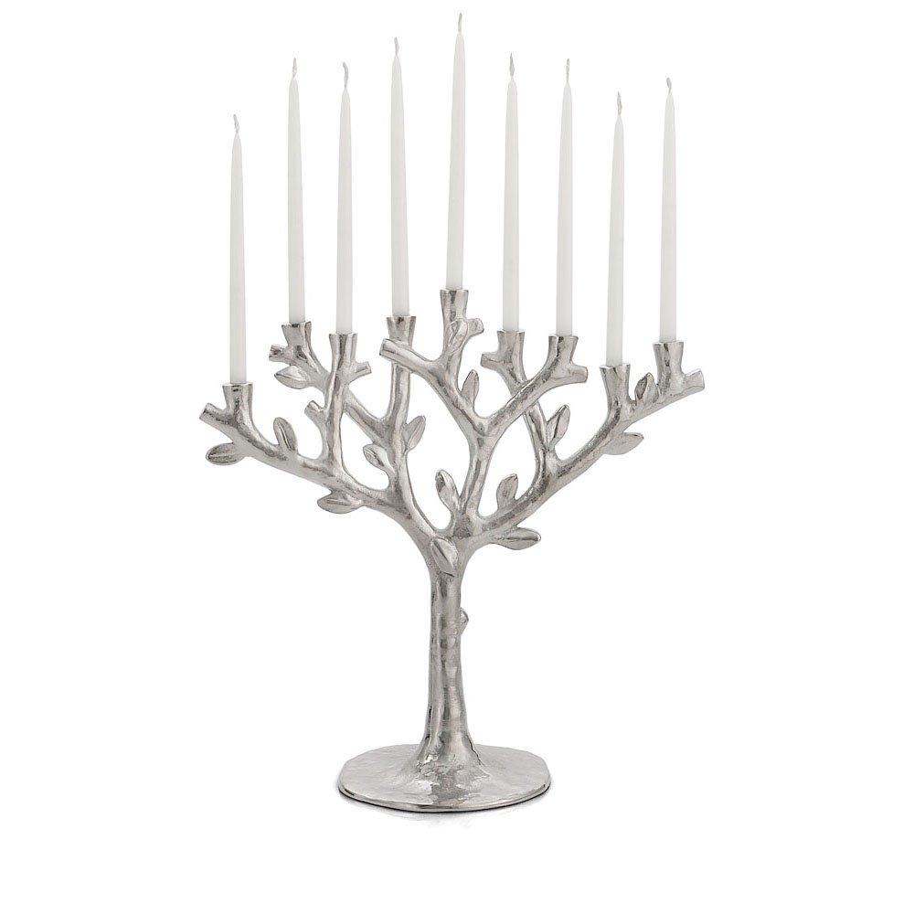Michael Aram Tree Of Life Menorah by Michael Aram