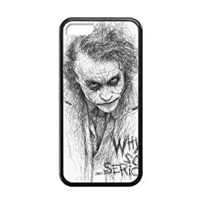 RMGT The Dark Knight Joker Cell Phone Case for Iphone 4/4s