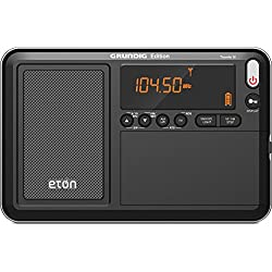 Eton Traveler III AM / FM / LW / SW and Radio with ATS, NGWTIIIB