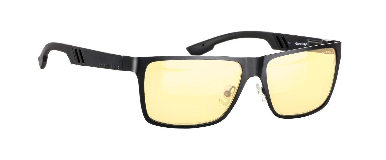 Gunnar optiks – In vinile – vetro di sicurezza (nero, giallo)