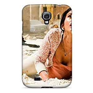 S4 Scratch-proof Protection Case Cover For Galaxy/ Hot Megan Fox Transformers 2 Phone Case