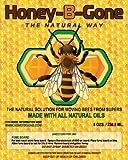 Best Bee Repellents - Honey B Gone Honeybee Repellant Review