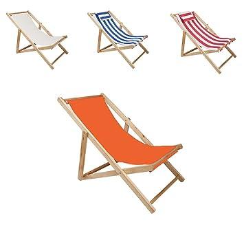 LONGDM Silla de Playa portátil, Silla Plegable Plegable ...
