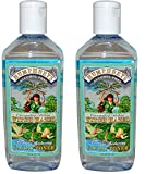 Humphrey's Cucumber Melon Witch Hazel Facial Toner (Pack of 2) Alcohol Free With Witch Hazel, Lavender and Green Tea, 8 fl. oz.