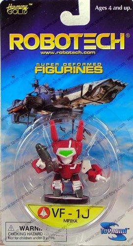 Robotech Super Deformed VF-1J Miiriya Action Figure