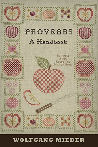 Proverbs: A Handbook (International Folkloristics)