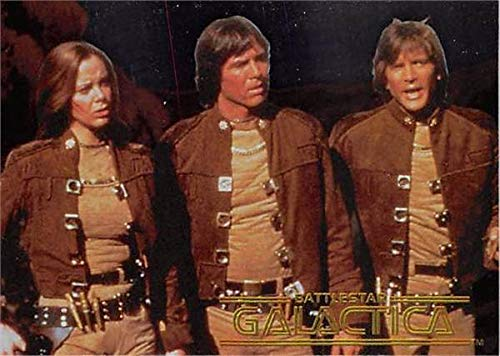 Battlestar Galactica Science Fiction & Horror Battlestar Galactica Richard Hatch Dirk Bendedict New