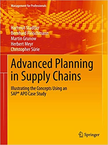 supply chain management with sap apo free download