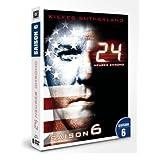 24 heures chrono, saison 6 - coffret 6 DVD
