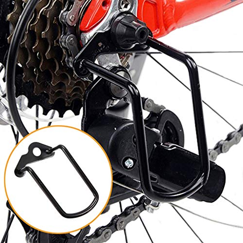 Dilwe Bicycle Gear Shifter Extension Rear for Shimano SRAM Sunrace 40T 42T 46T Road Flywheel