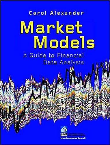 Market Models: A Guide To Financial Data Analysis: Carol Alexander:  8580000165586: Amazon.com: Books