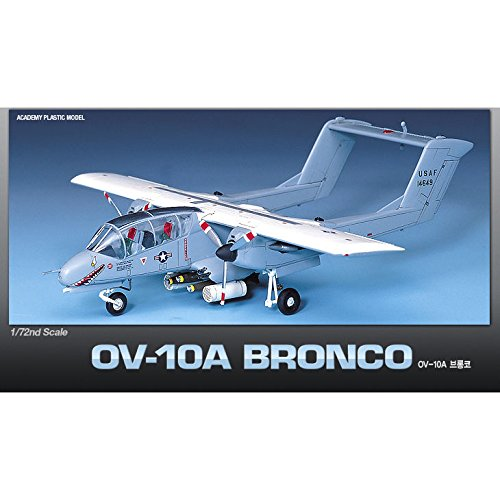 Academy Plastic Model Kit 1/72 OV-10A BRONCO FA165 Airplane Jet Toy 12463 /ITEM#G839GJ UY-W8EHF3147677