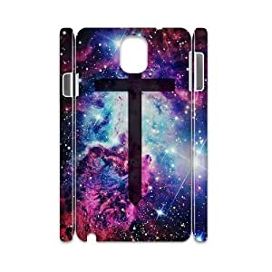 Cross DIY 3D Cover Case for Samsung Galaxy Note 3 N9000,personalized phone case ygtg549728