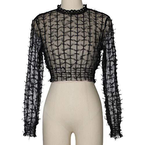 Stand Routinfly Routinfly Nero Donna Camicia Camicia wqHF5txYSF