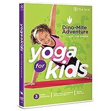 YOGA FOR KIDS: DINO-MITE ADVENTURE - DVD