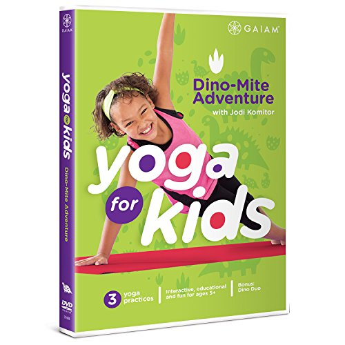 Top yoga dvds for kids for 2019