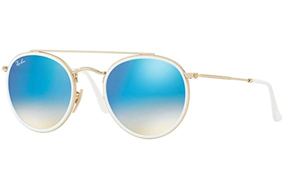 b304c9ebe9 Ray-Ban Rb 3647n Montures de Lunettes, Or (Gold), 51 mm Mixte Adulte ...