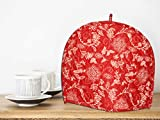 TEA COZY TEAPOT DECORATIVE KITCHEN BREAKFAST WARMER TEA COSY QUILTED TEA POT COVER CREATIVE TEA COSY COVER