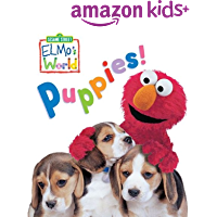 Elmo's World: Puppies! (Sesame Street) (Sesame Street(R) Elmos World(TM))
