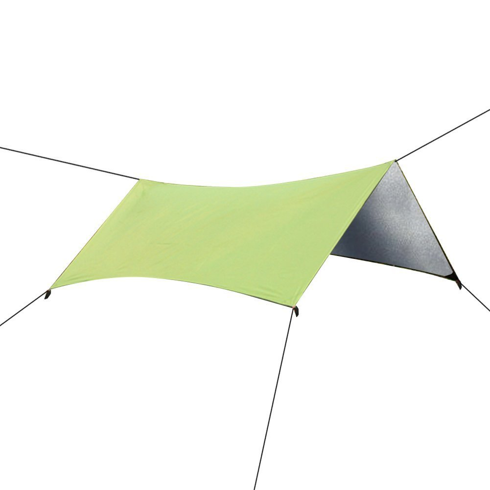 BOSSXIN Outdoor C&ing Tent Tarps  sc 1 st  Outdoorzer.com & How To Keep A Tent Cool: The Complete Guide | Outdoorzer