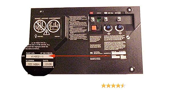 Sears Craftsman 41a5021 3e Garage Door Opener Circuit Board Garage Door Hardware Amazon Com