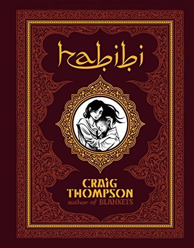 Habibi Hardcover – 22 Sept. 2011