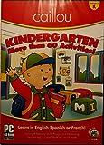 Cosmi 022787745172 Caillou Kindergarten - PC