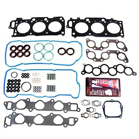 Scitoo Head Gasket Set HS9489PT Fit 00 - 03 Toyota Camry Sienna Solara 3.0L DOHC 24v 1MZFE - Dohc 24v Head Gasket