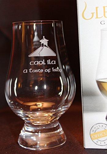 CAOL ILA PAGODA TOP GLENCAIRN SINGLE MALT SCOTCH WHISKY TASTING GLASS