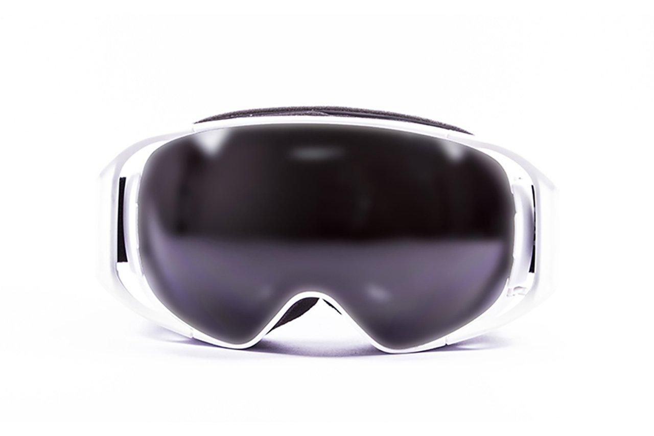 1ee08e2638 Montura : Blanco Ocean Sunglasses Snowbird gafas de esquí Lentes : Ahumadas  YH3202.0_blanco YH3202.0