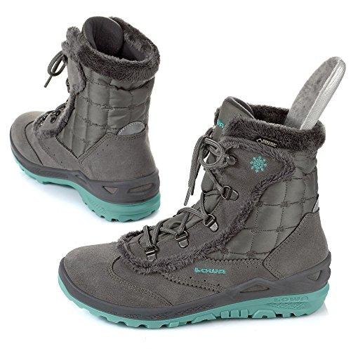 Lowa 640568-0930 - Zapatos de caza para niña Gris - gris