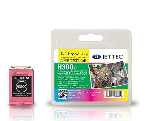 HP Deskjet F2420 remanufaturados estándar cartucho de tinta color ...