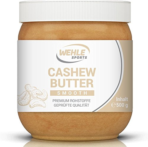 Wehle Sports Cashew Butter