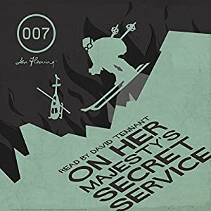 On Her Majesty's Secret Service Audiobook