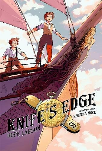 Price comparison product image Knife's Edge: A Graphic Novel (Four Points, Book 2)