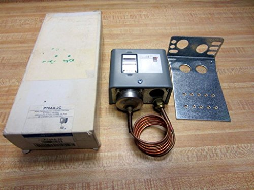 (Johnson Controls P70AA-2C Head Pressure Fan Cycling Control P70AA2C Rev D)