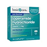 Basic Care Loperamide Hydrochloride Tablets, 2
