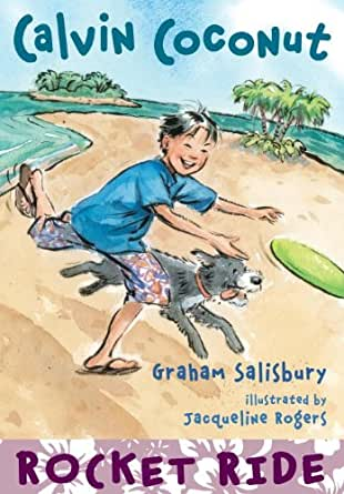 Calvin Coconut: Rocket Ride (English Edition) eBook: Graham ...