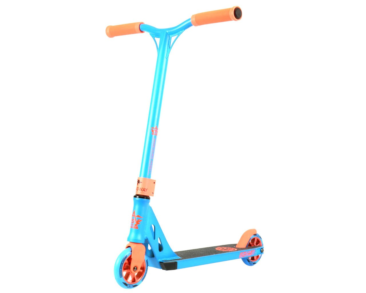 Longway Summit Mini Patinete Scooter Freestyle (Verde ...