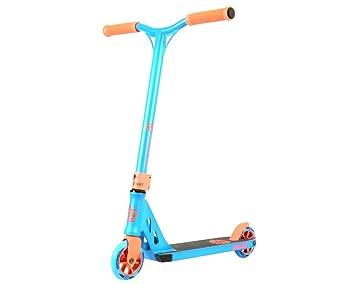 Longway Summit Mini Patinete Scooter Freestyle (Azul ...